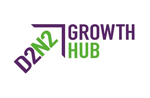 D2N2 Growth Hub logo