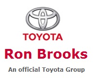 Toyota Ron Brooks logo